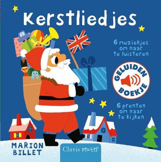 Kerstliedjes (geluidenboekje) - Marion Billet |