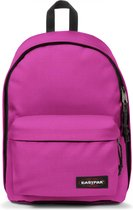 Eastpak Out Of Office Rugzak 14 inch laptopvak - Tropical Pink