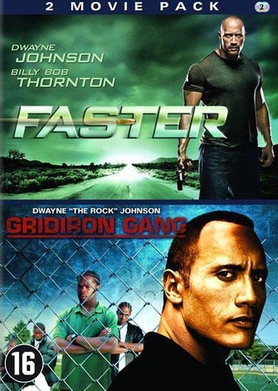 Cover van de film 'Faster/Gridiron Gang'