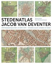 Stedenatlas Jacob van Deventer