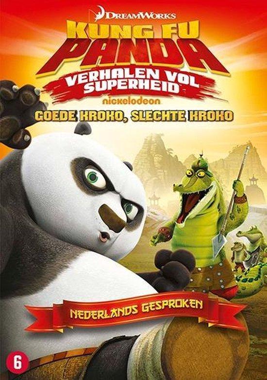 Cover van de film 'Kung Fu Panda - Legends Of Awesomeness'