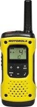 Motorola TLKR-T92 H2O - Twin Pack - Geel/Zwart