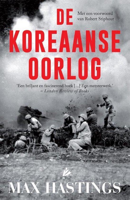 Boek cover De Koreaanse Oorlog van Max Hastings (Paperback)