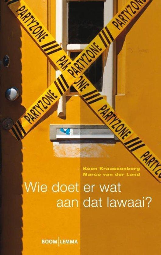 Wie doet er wat aan dat lawaai? - Koen Kraassenberg | Readingchampions.org.uk