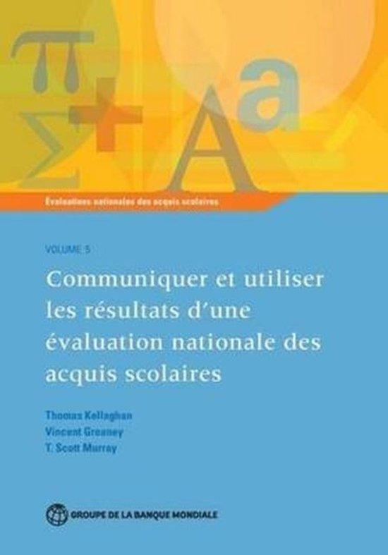 Evaluations nationales des acquis scolaires, Volume 5