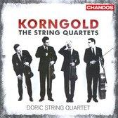 Korngold: The String Quartets 1-3