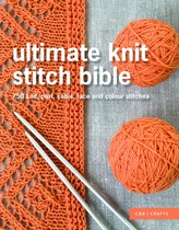 Ultimate Knit Stitch Bible