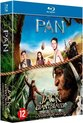 Pan & Jack The Giant Slayer (Blu-ray)
