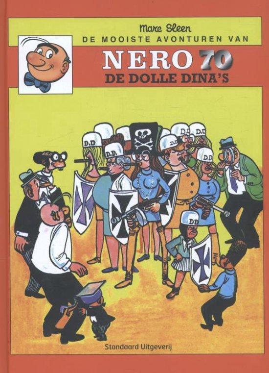 De avonturen van Nero - De dolle dina's - Marc Sleen |