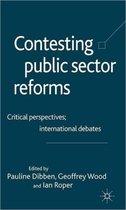 Contesting Public Sector Reforms