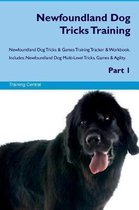 Newfoundland Dog Tricks Training Newfoundland Dog Tricks & Games Training Tracker & Workbook. Includes