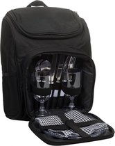 Picknicktas backpack - Zwart