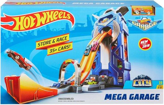 Afbeelding van Hot Wheels Ultimate Series Mega Garage - Speelgoedgarage