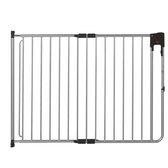 A3 Baby & Kids SafetyDoor traphek (75.5 tot 116 cm) - Zilver
