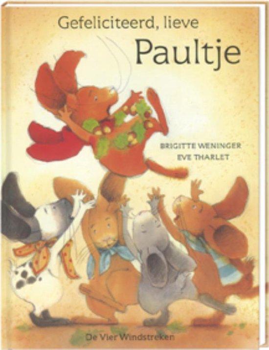 Gefeliciteerd, lieve Paultje - E. Tharlet |