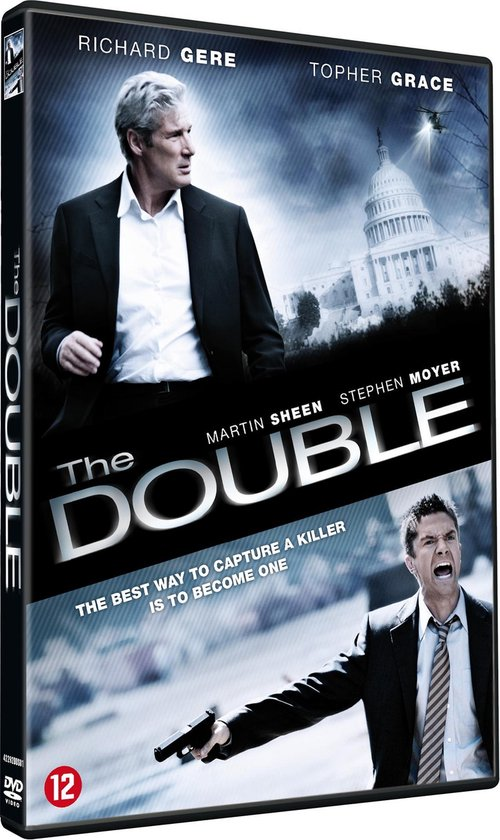 The Double - Blu Ray
