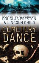 Boek cover Cemetery Dance van Douglas Preston