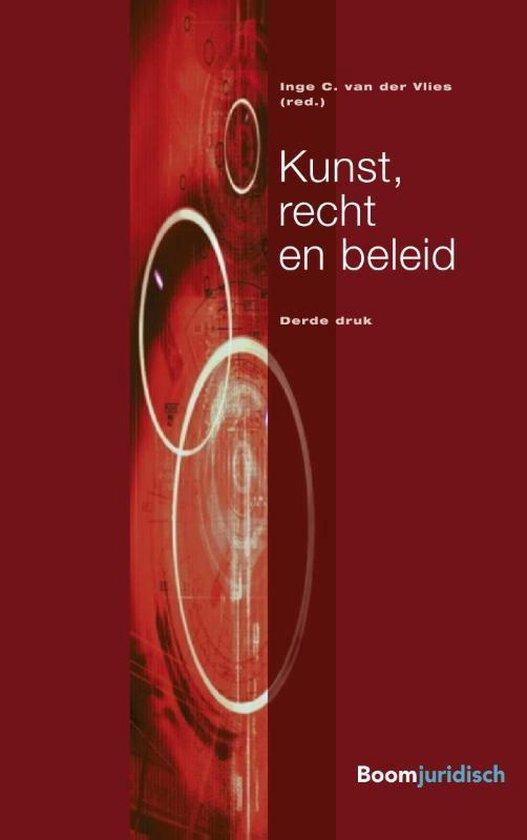 Overige publicaties - Kunst, recht en beleid - Inge van der Vlies  