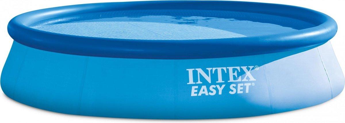 Intex Easy Set Pool Zwembad - 396 x 84 cm - Zonder pomp