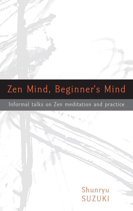 Zen mind beginner