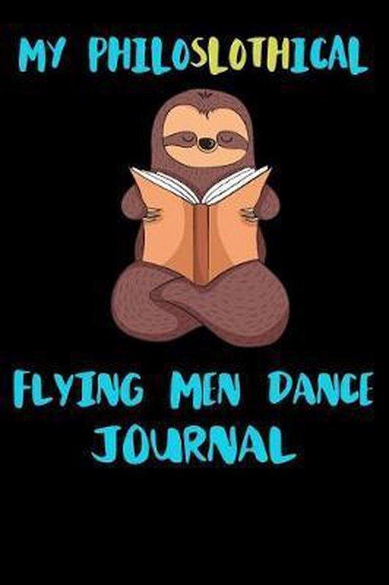 My Philoslothical Flying Men Dance Journal