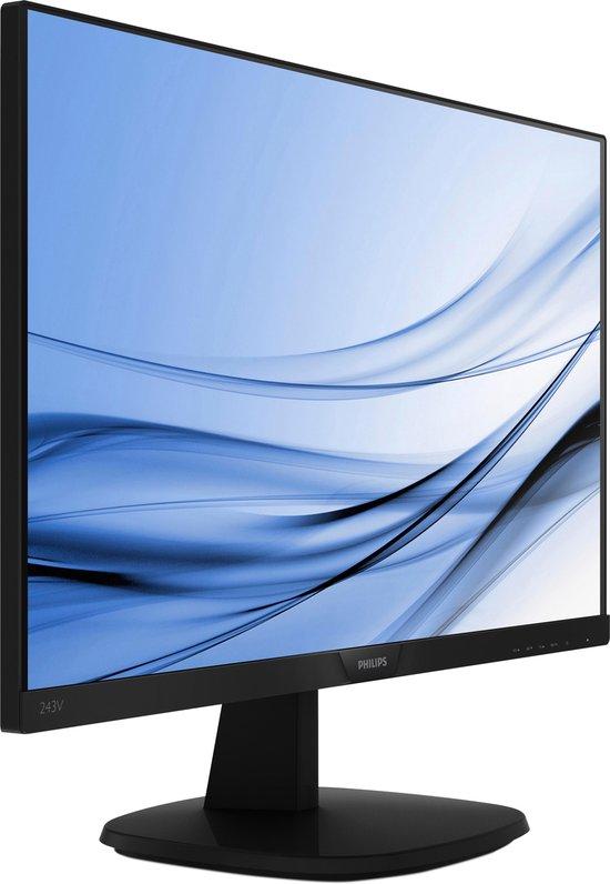 Philips 243V7QDSB - Full HD IPS Monitor - 24 inch - Philips