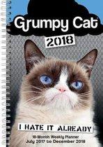 Grumpy Cat Agenda 2018