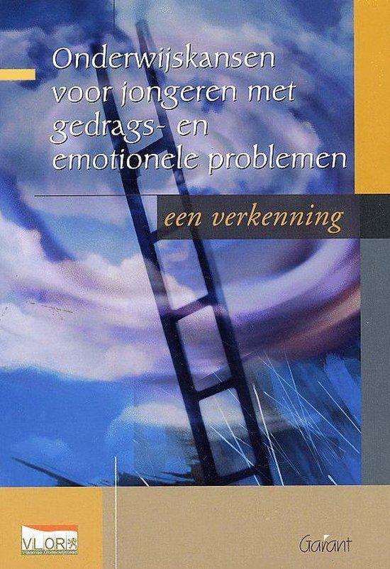Onderwijskansen voor jongeren met gedrags- en emotionele problemen