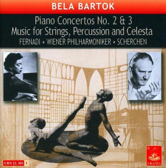 Bartok: Piano Concertos Nos. 2 & 3