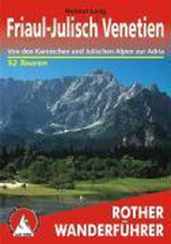 Cover van het boek 'Friaul Julisch Venetien Rother WF'