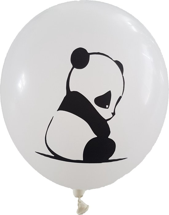 Fabs World ballonnen baby panda