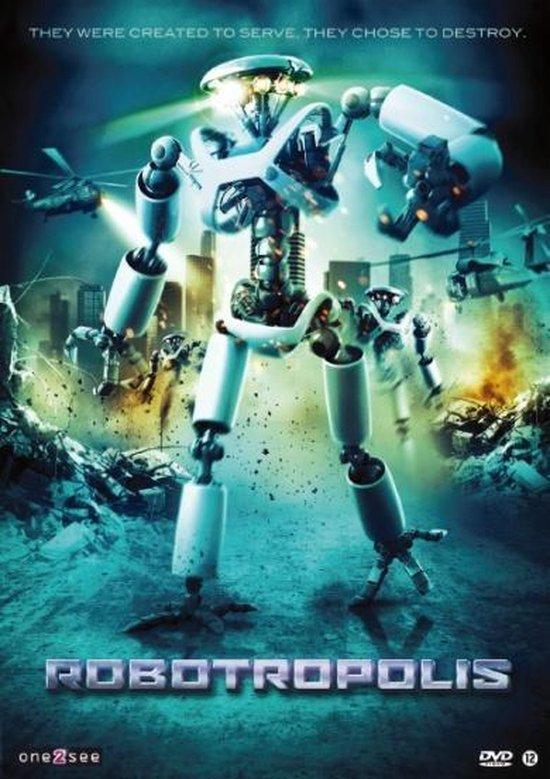 Cover van de film 'Robotropolis'