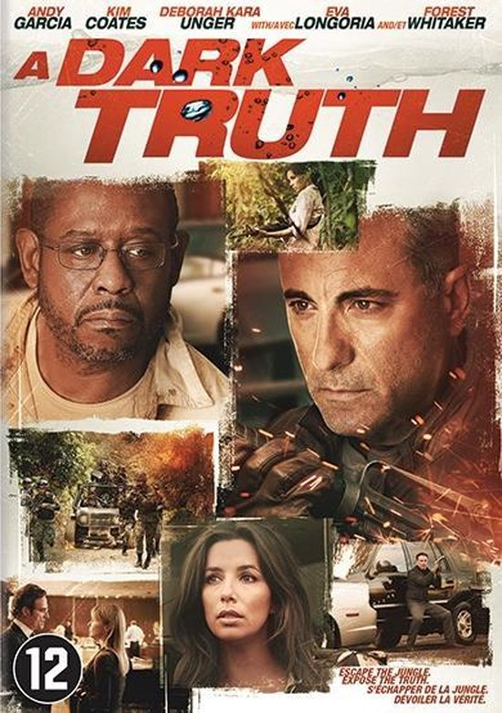 Cover van de film 'A Dark Truth'