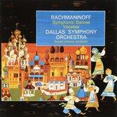 Rachmaninoff: Symphonic Dances; Vocalise
