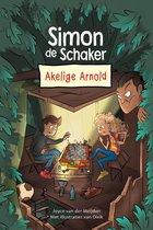 Simon de Schaker 1 - Akelige Arnold