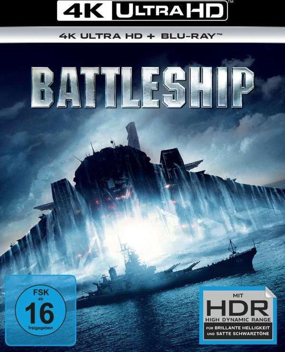 Battleship (Ultra HD Blu-ray & Blu-ray)-