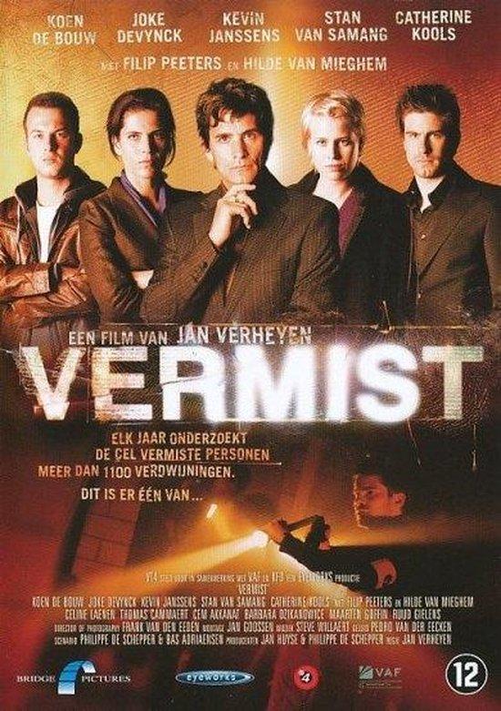 Cover van de film 'Vermist - De Film'