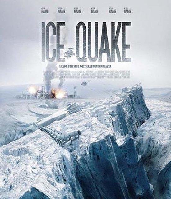Cover van de film 'Ice Quake'