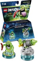 Warner Bros DIMENSIONS Slimer Fun Pack - 71241 Bouwpakket