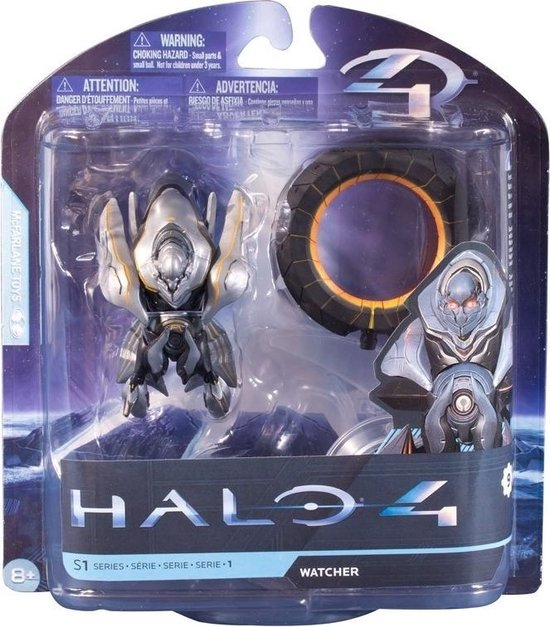 Halo 4 Extended Edition Watcher (Series 1) (19177) /Figures