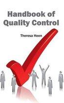 Handbook of Quality Control