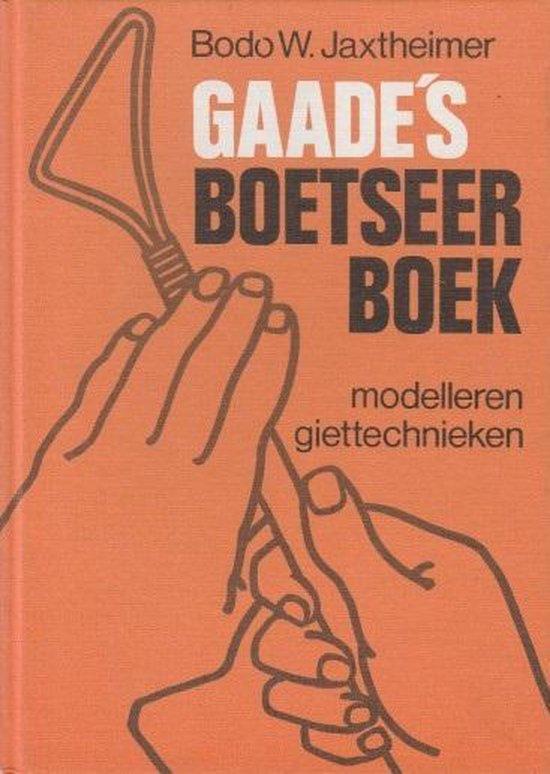 Gaade s boetseerboek - Jaxtheimer |