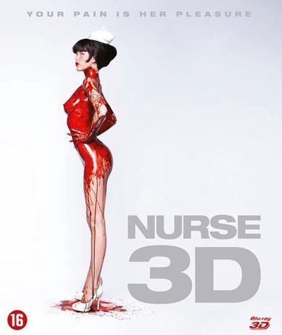 Cover van de film 'Nurse 3D'