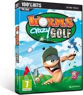 Worms: Crazy Golf - Windows