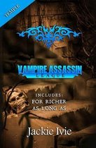 Vampire Assassin League, Temple