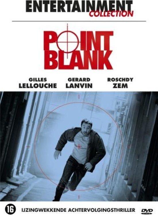 Cover van de film 'Point Blank'