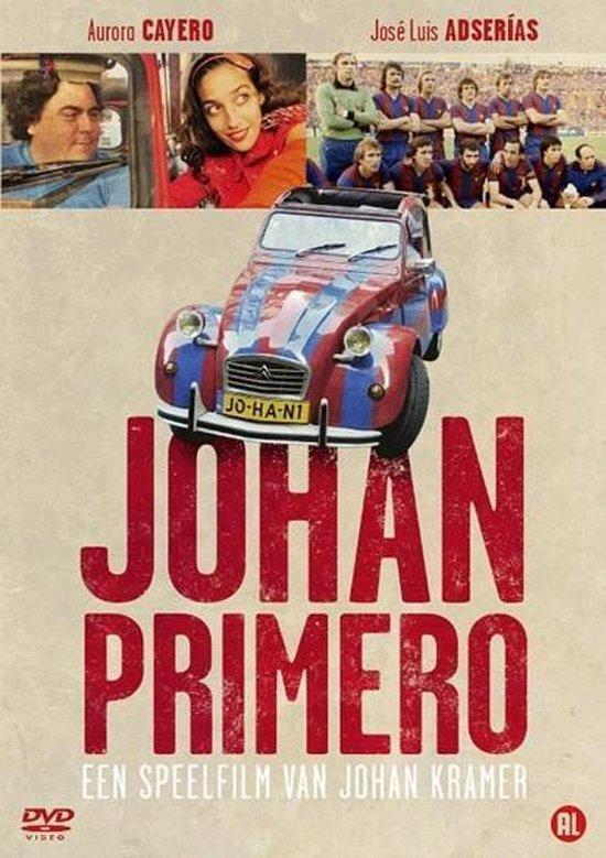 Cover van de film 'Johan Primero'