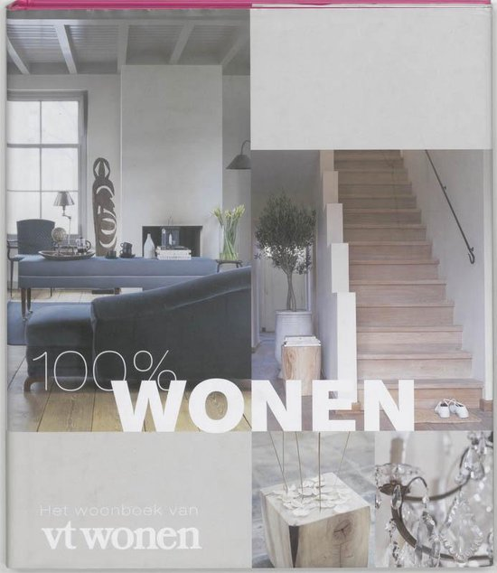 Cover van het boek '100% Wonen' van Chris Muyres