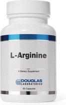 L-Arginine 500 mg (60 capsules) - Douglas Laboratories
