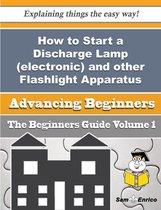 How to Start a Discharge Lamp (electronic) and other Flashlight Apparatus Business (Beginners Guide)